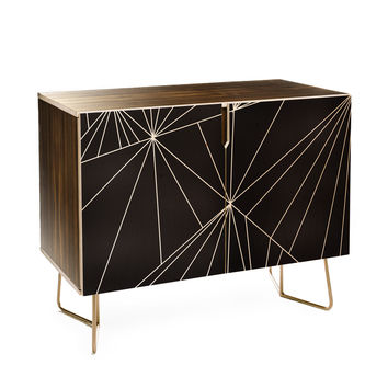Three Of The Possessed Biscayne Credenza