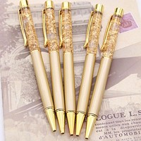 Golden Diamond Pen