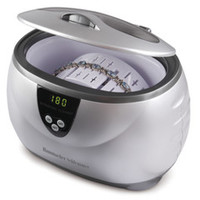 The Best Ultrasonic Jewelry Cleaner - Hammacher Schlemmer