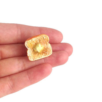 Butter Toast Pin
