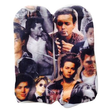 Johnny Depp Socks