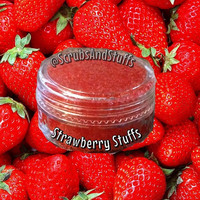 Strawberry Stuffs Lip Scrub - 5 sizes