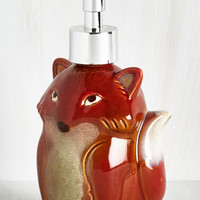 Critters Woodland Wiles Soap Dispenser by ModCloth