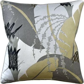 Ananas Neutral Decorative Pillow