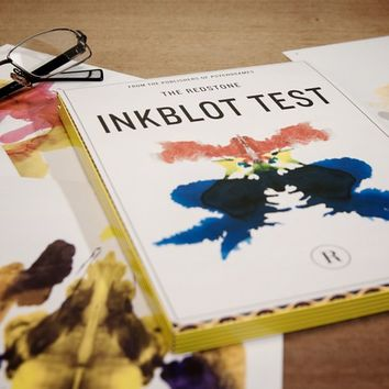 The Inkblot Personality Test at Firebox.com