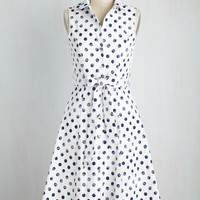 Keep Your Grin Up Dress | Mod Retro Vintage Dresses | ModCloth.com
