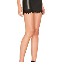 LAMARQUE Tracy Skirt in Black | REVOLVE