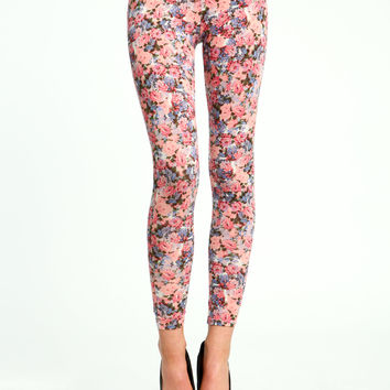 Garden Party Leggings