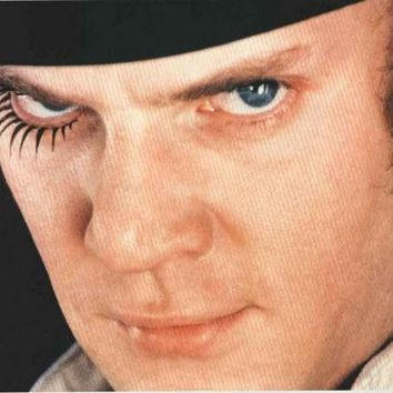 Clockwork Orange Alex Close-up Movie Poster 24x34