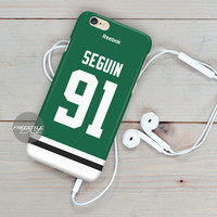 Dallas Stars Tyler Seguin Jersey  iPhone Case Cover Series
