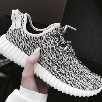 One-nice™ Women Yeezy Boost Adidas Sneakers Running Sports Shoes Grey I