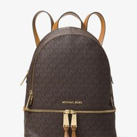 Rhea Medium Backpack | Michael Kors