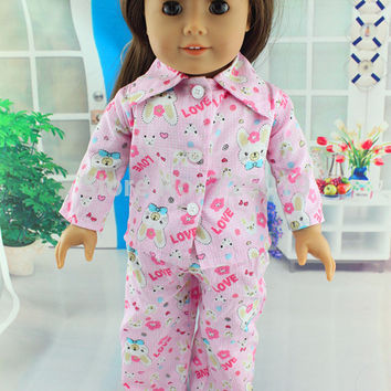 "Free shipping hot 2014 new style Popular 18"" American girl doll clothes dress b33"