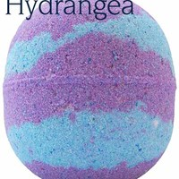 Hydrangea Bath Bomb 8oz Hydrangea Bath Bombs [HydrangeaBB] - $3.99 : FizzButter Bath Bombs, Best Bath Bombs, Bubble Cakes, Body Frosting and Shea Massage Soap