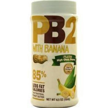 PB2 Powdered Peanut Butter with Banana 6.5 oz
