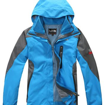 The new North Face Womens Fleece Two Sets Of Sports Outdoor Jackets