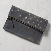 Clare V. Constellation Foldover Pouch