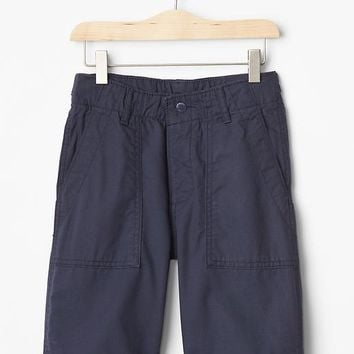 Gap Boys Contrast Pocket Shorts