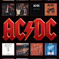 AC/DC - Album Covers