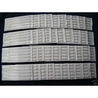 100 Pieces Mixed Assorted Disposable Tattoo Needles T100