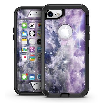 Sparkly Space - iPhone 7 or 7 Plus OtterBox Defender Case Skin Decal Kit