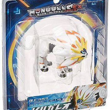 Takara Tomy Pokemon Monster Collection EX Moncolle Solgaleo Action Figure USA