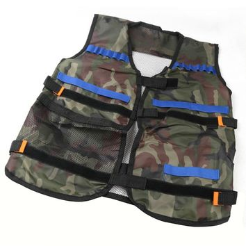 Children Tactical Vest Kids Thin Jacket Tactical For Nerf N-Strike Elite Series Education Toy Baby Toys & Games Children