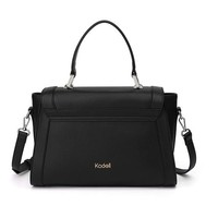 New Style Luxury High Quality PU Leather Ladies Messenger Satchels