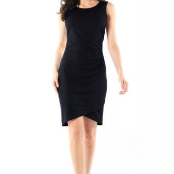 Aria Ruched Tank Dress