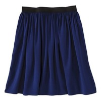 Xhilaration® Juniors Challis Skirt - Assorted Colors