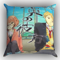 beyond the boundary X0730 Zippered Pillows  Covers 16x16, 18x18, 20x20 Inches