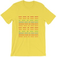 Knowledge Drop: Human Rights Reminder Tee