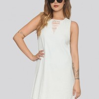 Fade Away Mini Dress