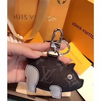 KUYOU LOUIS VUITTON M1994 black pig LV