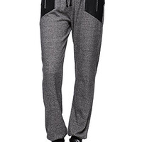 Nollie Faux Leather Inset Jogger Pants at PacSun.com