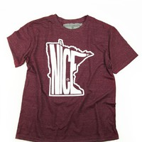 Minnesota Nice - T-Shirts - Hammer Made
