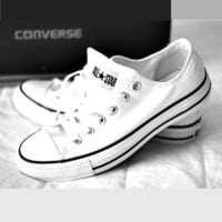 Converse All Star Sneakers for Unisex sports leisure comfort shoes White