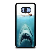 JAWS Samsung Galaxy S8 Plus Case Cover