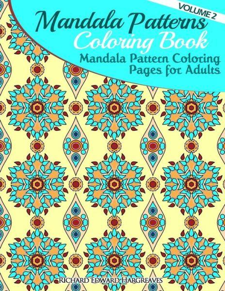 Mandala Pattern Coloring Pages For From Barnes Amp Noble