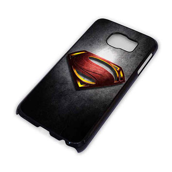 SUPERMAN 1 Samsung Galaxy S6 Case