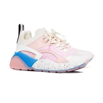 The Pink Eclypse Trainers by Stella McCartney