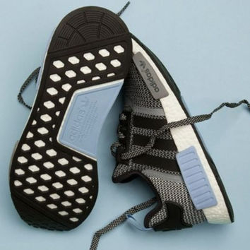 """Adidas"" NMD Trending Fashion Casual Sports Shoes Grey"