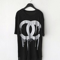 T-shirt - Melting - T-shirts & Tanks - Women - Modekungen - Fashion Online | Clothing, Shoes & Accessories