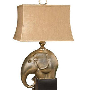 Table Lamp - Elephant