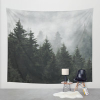 Waiting For Wall Tapestry by Tordis Kayma   Society6