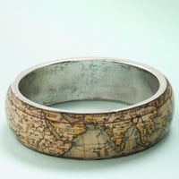 ModCloth Americana See You Later, Equator Bracelet