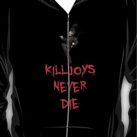 My Chemical Romance - Killjoys Never Die (The Black Parade) Hoodie (Zi