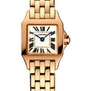 Cartier - Santos Demoiselle Mini
