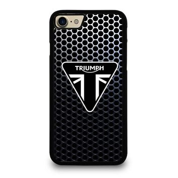 TRIUMPH MOTORCYCLE LOGO iPhone 7 Case Cover