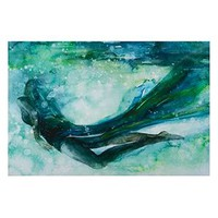 Underwater Beauty | Canvas | Art by Type | Art | Z Gallerie